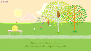 Little Lost Note App - 2