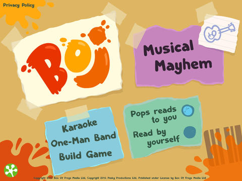 Boj - Musical Mayhem