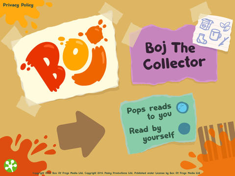 Boj - The Collector-1
