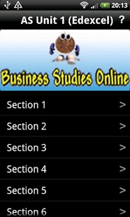 AS Business Unit 1 (Edexcel)-1