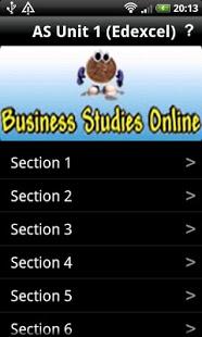 AS Business Unit 1 (Edexcel)-1