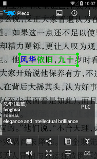 Pleco Chinese Dictionary-7