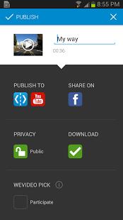 WeVideo - Video Editor & Maker-6