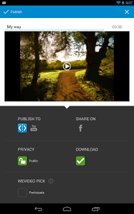 WeVideo - Video Editor & Maker App - 15