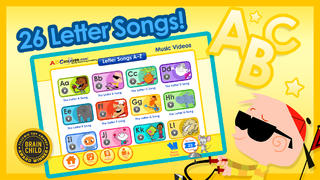 A to Z Music Videos from ABCmouse.com App - 1