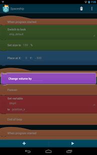 Pocket Code App - 1