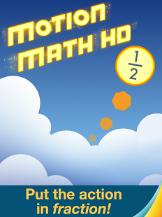 Motion Math: Fractions! App - 3