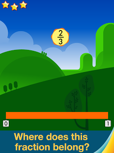 Motion Math: Fractions! App - 8