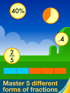 Motion Math: Fractions! App - 9