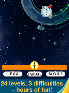 Motion Math: Fractions! App - 10