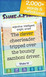 Shake-a-Phrase: Vocabulary Fun-2
