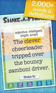 Shake-a-Phrase: Vocabulary Fun-2