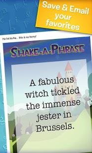 Shake-a-Phrase: Vocabulary Fun-5