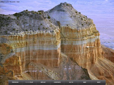 Wonders of Geology  An Aerial View of America