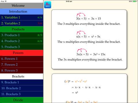 Algebra Start-3