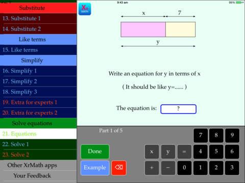 Algebra Start-4