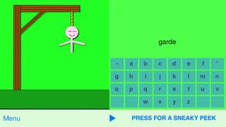Spelling Hangman App - 1