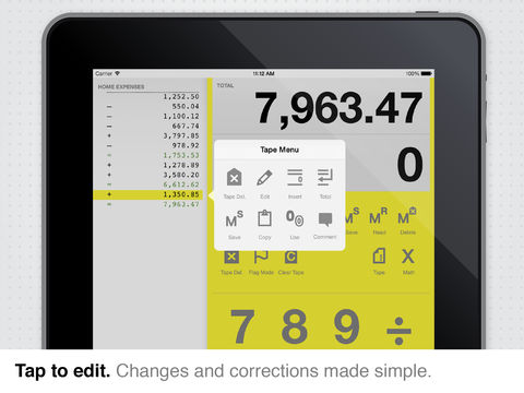 Digits, the calculator for humans App - 3