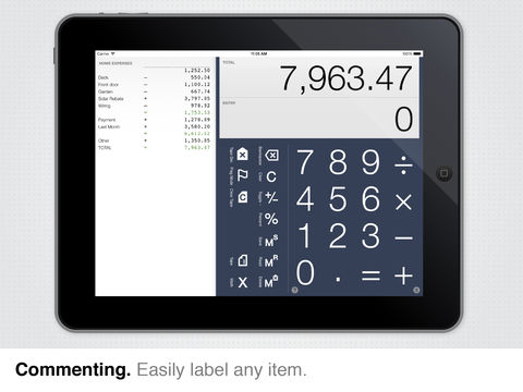 Digits, the calculator for humans App - 4