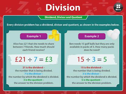Division App - 1