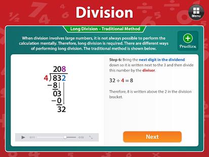Division App - 4