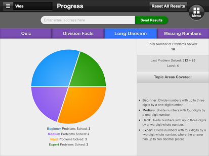 Division App - 5