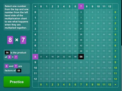 Multiplication App - 2