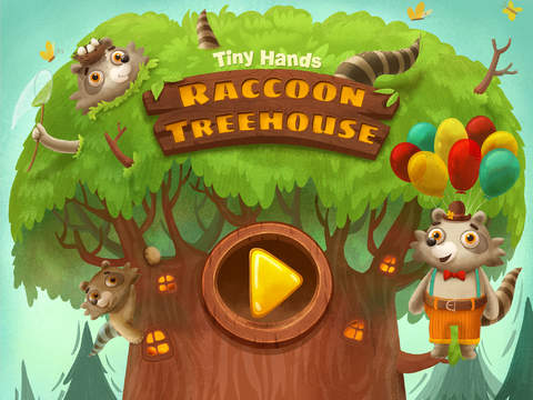 TinyHands Raccoon Treehouse, Activities for kindergarten and preschool kids-3
