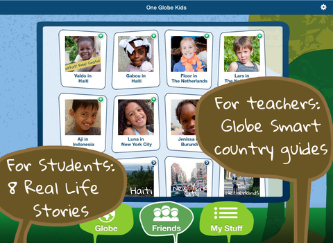 Globe Smart Education 1