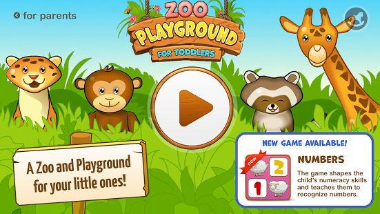 Zoo Playground: Games for kids-1