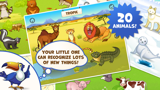 Zoo Playground: Games for kids-5