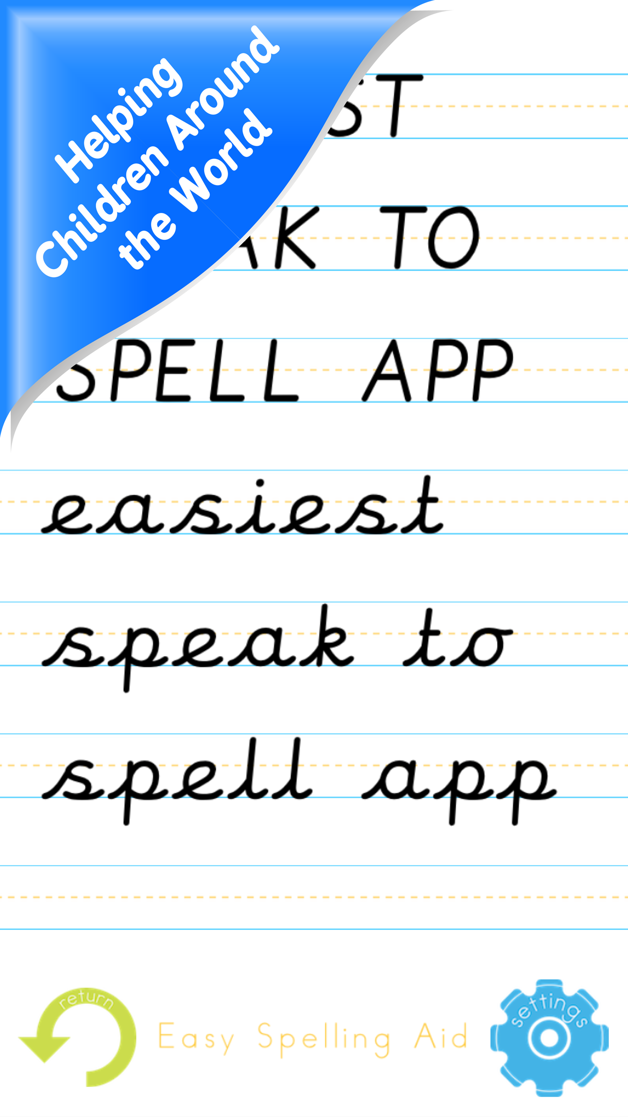 Easy Spelling Aid Review Educational App Store