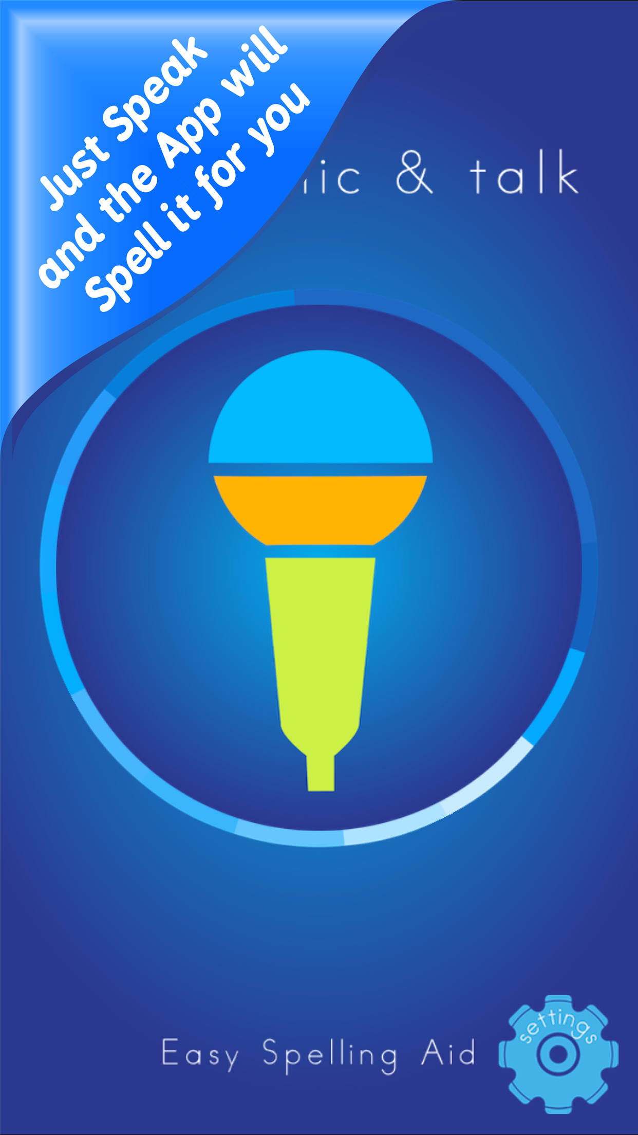 Easy Spelling Aid App - 2