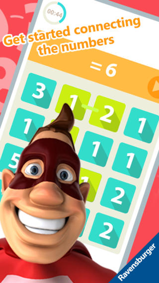 Number Hero: Addition - An Exciting Numbers Game App - 3