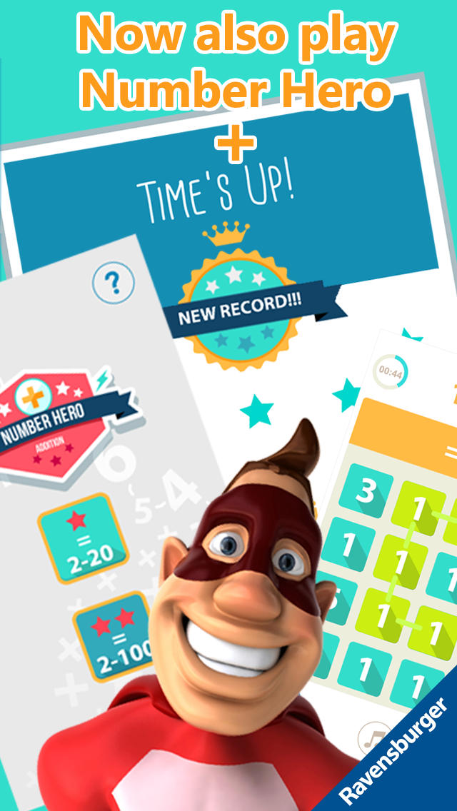 Number Hero: Multiplication - An Exciting Numbers Game App - 5