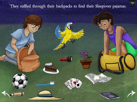A Soccer (or Football) Sleepover in Brazil App - 4