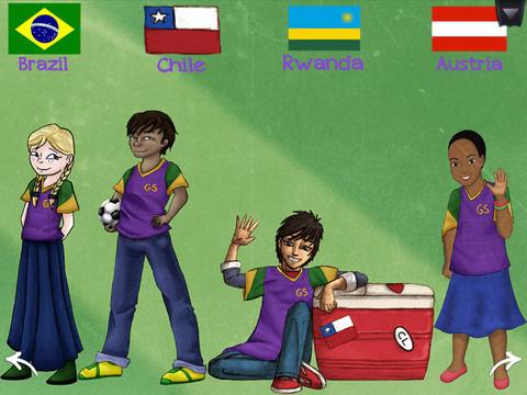 A Soccer (or Football) Sleepover in Brazil App - 5