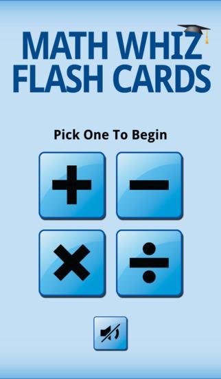 Math Whiz Flash Cards-1