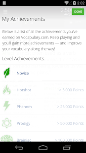 Vocabulary.com App - 9
