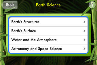 Language Central for Science Earth Science Edition App - 2