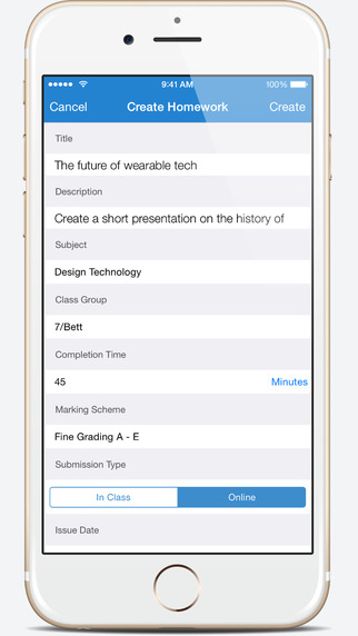 Show My Homework App - 4