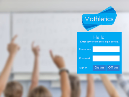Mathletics Student App - 1