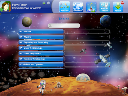 Mathletics Student App - 2
