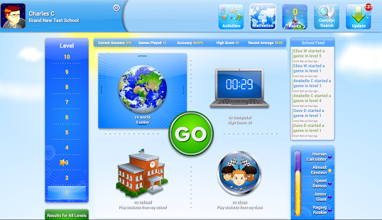 Mathletics Student-5