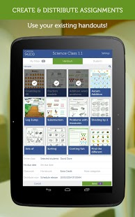 Handouts App - 2