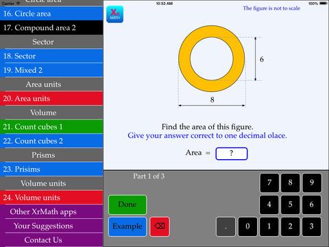 Xr Area App - 4