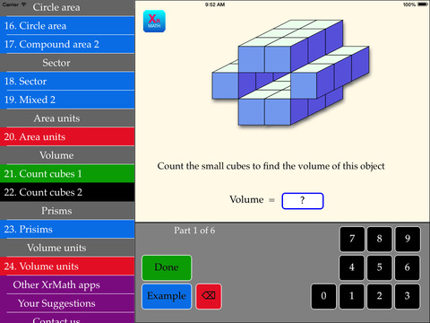 Xr Area App - 5
