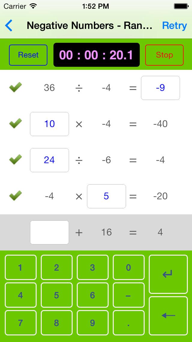 Maths, Age 11-14-1