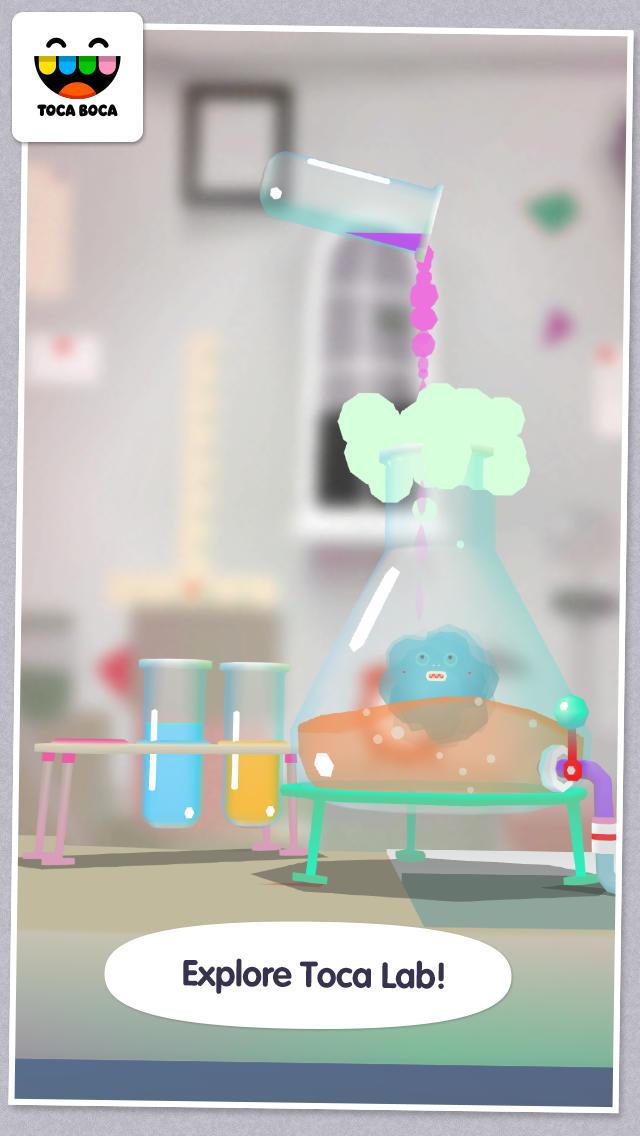 Toca Lab App - 1