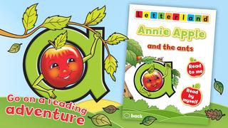 Letterland Stories: Annie Apple